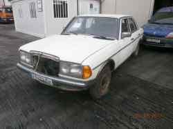 mercedes clase e (w123) berlina+coupe d 200  2.0 diesel (60 cv) 1982-  WDB12312010