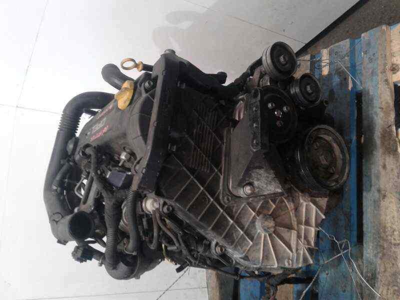 MOTOR COMPLETO OPEL ASTRA G BERLINA Club  1.7 16V DTI CAT (Y 17 DT / LR6) (75 CV) |   12.99 - 12.03_img_5