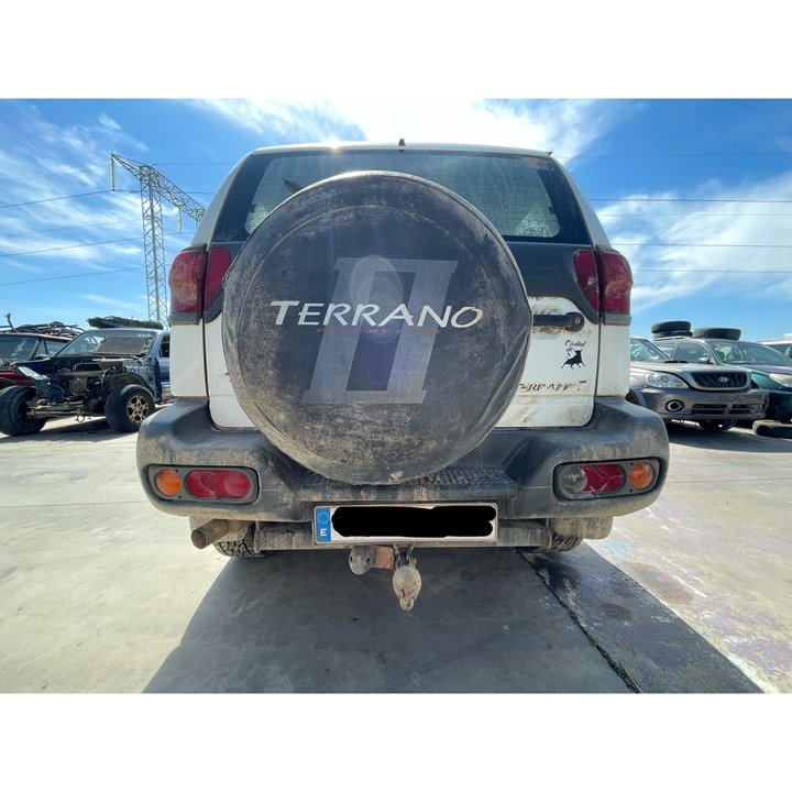 NISSAN TERRANO/TERRANO II (R20) Comfort  2.7 Turbodiesel (101 CV) |   12.99 - 12.02_img_3