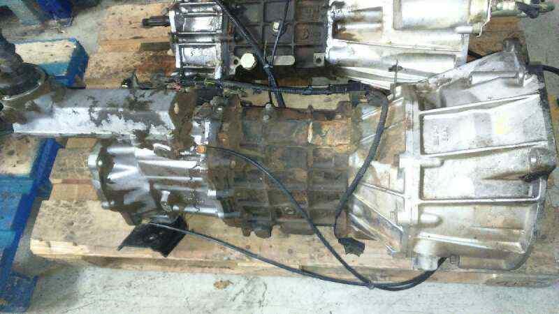 CAJA CAMBIOS LAND ROVER RANGE ROVER (LP) DSE (100kW)  2.5 Turbodiesel (136 CV) |   09.94 - 12.02_img_0