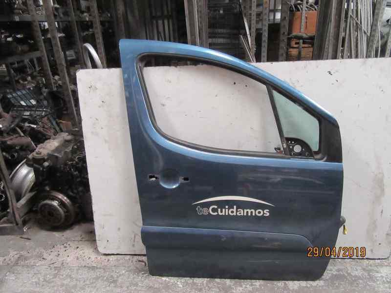 PUERTA DELANTERA DERECHA CITROEN BERLINGO CUADRO SX  1.6 16V HDi (90 CV) |   04.08 - 12.11_img_0
