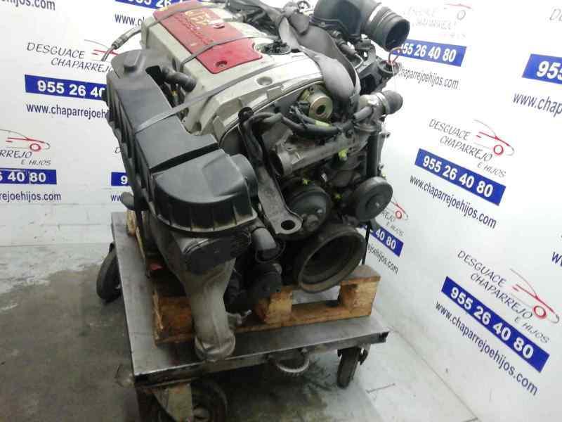 MOTOR COMPLETO MERCEDES CLASE C (W203) BERLINA 200 Compressor (203.045)  2.0 Compresor CAT (163 CV) |   12.00 - 12.02_img_1