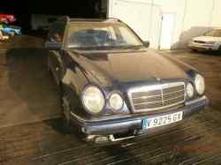mercedes clase e (w210) berlina 430 (210.070)  4.3 v8 24v cat (279 cv) 1997-2002 M113940 WDB2102701A