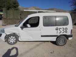 peugeot partner (s2) combiespace  1.9 diesel (69 cv) 2002-2008 WJY (DW8B) VF3GJWJYB95
