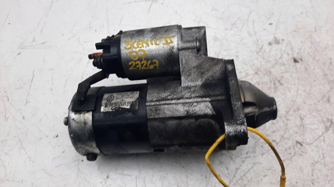 MOTOR ARRANQUE RENAULT SCENIC II Authentique  1.5 dCi Diesel (106 CV)     10.06 - ..._img_0