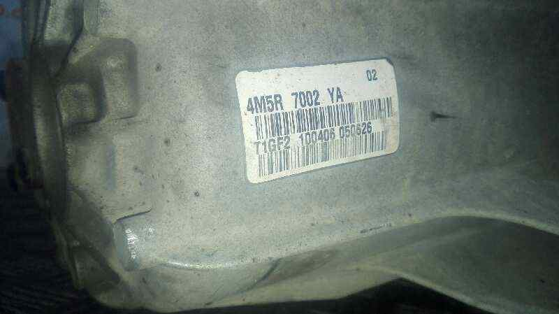 CAJA CAMBIOS FORD FOCUS BERLINA (CAP) Ambiente (D)  1.8 TDCi Turbodiesel CAT (116 CV) |   04.06 - ..._img_4