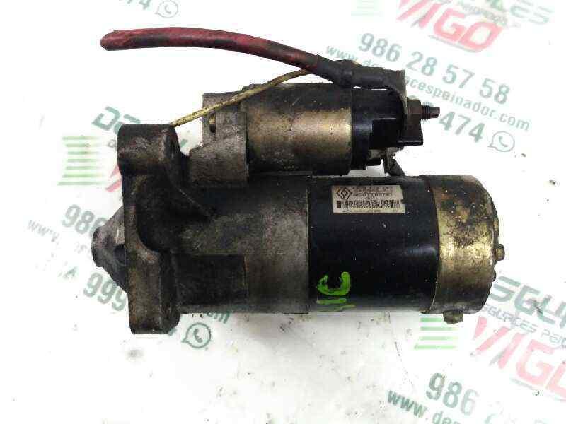 MOTOR ARRANQUE RENAULT KANGOO (F/KC0) ALIZE  1.9 dCi Diesel CAT (80 CV) |   09.01 - ..._img_0