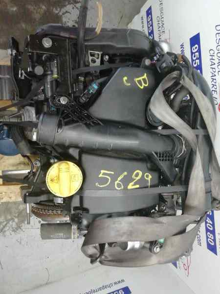 MOTOR COMPLETO DACIA DUSTER Ambiance 4x2  1.5 dCi Diesel FAP CAT (109 CV) |   10.13 - 12.15_img_4