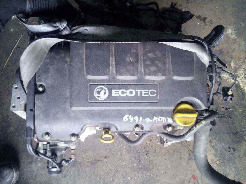 MOTOR COMPLETO OPEL MERIVA B Essentia  1.4 16V CAT (A 14 XER / LDD) (101 CV)     03.10 - 12.12_img_0