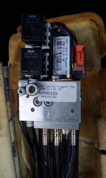 MOTOR TECHO ELECTRICO PEUGEOT 307 CC (S1) 2.0   (136 CV) |   10.03 - 12.05_img_0