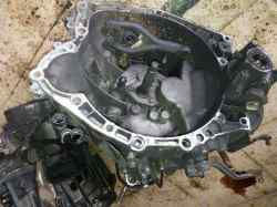 caja cambios peugeot 206 berlina x-line  1.9 diesel (69 cv) 2002-2003 20DL72