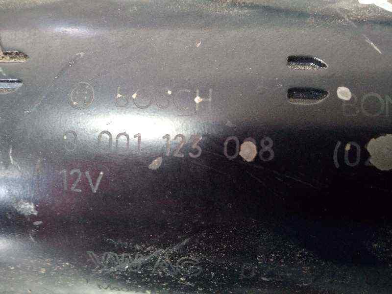 MOTOR ARRANQUE SKODA FABIA (5J2 ) Ambition  1.6 TDI (75 CV) |   10.11 - 12.15_img_2