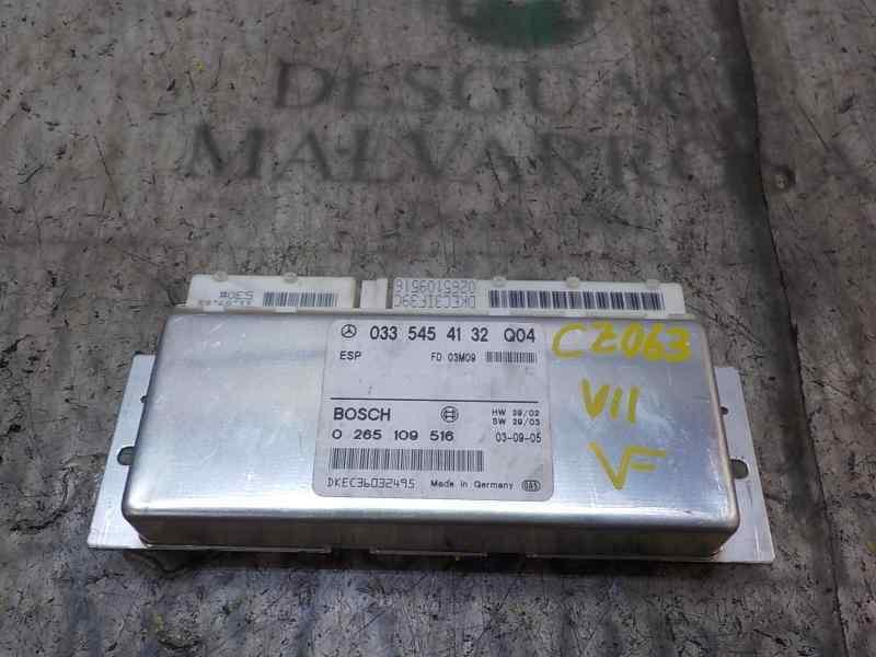 MODULO ELECTRONICO MERCEDES CLASE E (W211) BERLINA E 270 CDI (211.016)  2.7 CDI CAT (177 CV) |   01.02 - 12.05_img_0