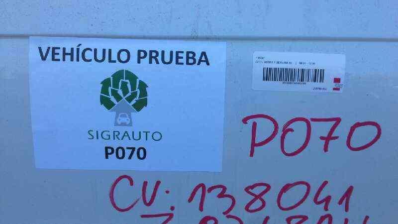 PILOTO TRASERO IZQUIERDO OPEL ASTRA F BERLINA GL  1.6 16V (101 CV) |   08.91 - 12.96_img_5