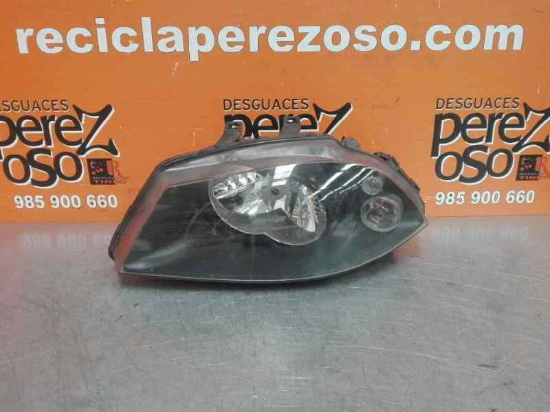 FARO IZQUIERDO SEAT IBIZA (6L1) Cool  1.9 SDI (64 CV)     05.04 - 12.05_img_0