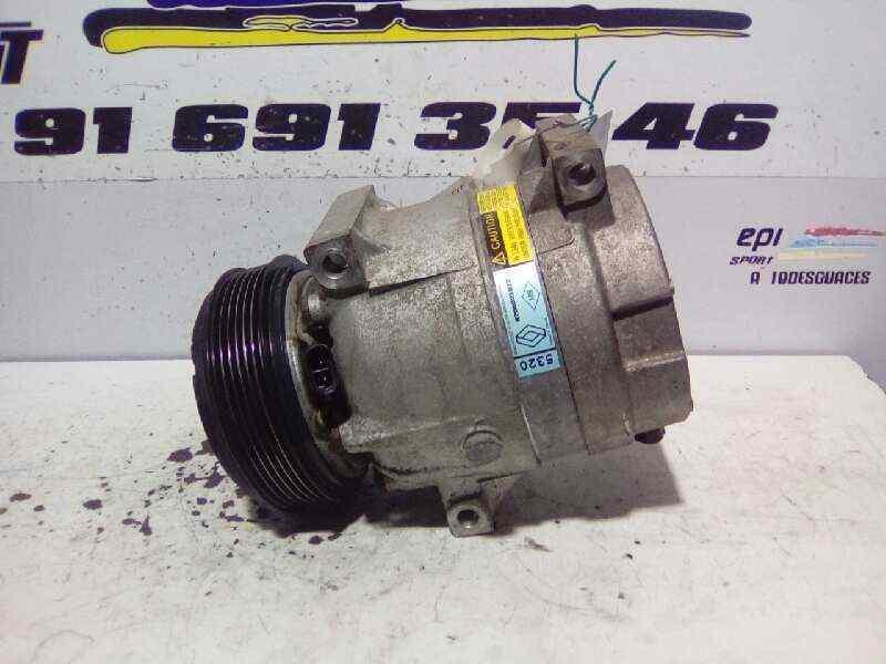 COMPRESOR AIRE ACONDICIONADO RENAULT LAGUNA II (BG0) Authentique  2.2 dCi Turbodiesel (150 CV) |   0.01 - ..._img_0