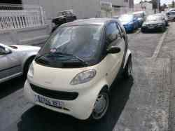 smart coupe pure  0.6 turbo cat (54 cv) 2000-2003 G13 WME01MC01YH