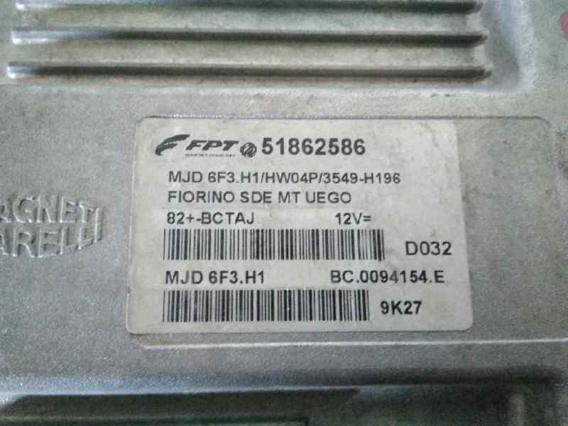 CENTRALITA MOTOR UCE FIAT FIORINO SX Furg.  1.3 16V JTD CAT (75 CV) |   02.08 - ..._img_1
