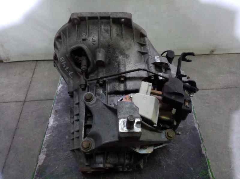 CAJA CAMBIOS FORD FOCUS BERLINA (CAK) Ambiente  1.8 TDDI Turbodiesel CAT (90 CV)     08.98 - 12.04_img_5