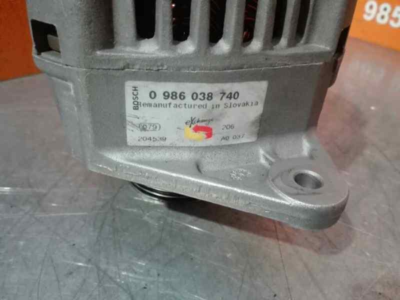ALTERNADOR PEUGEOT 306 BERLINA 3/5 PUERTAS (S1) XND  1.9 Diesel (69 CV) |   09.95 - 12.97_img_3