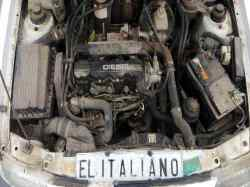 OPEL ASTRA F BERLINA 1.7 Turbodiesel (17 DT / LU8)