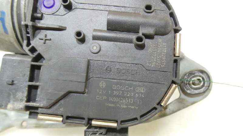 MOTOR LIMPIA DELANTERO PEUGEOT 508 SW GT  2.2 HDi FAP CAT (4HL / DW12C) (204 CV) |   01.11 - 12.15_img_2