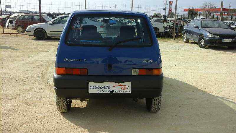 FIAT CINQUECENTO (170) Siena  0.9 CAT (39 CV) |   0.93 - ..._img_5