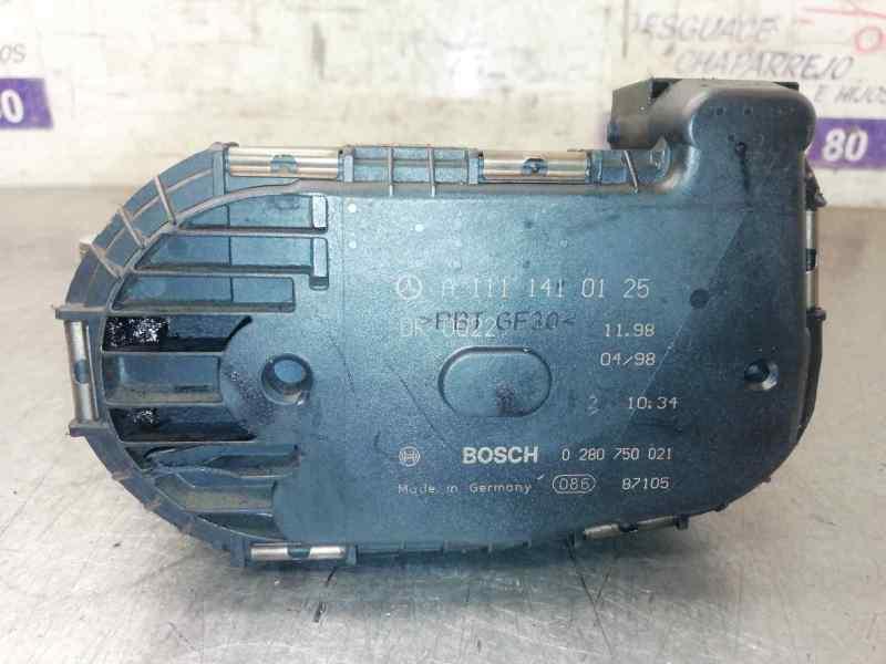 CAJA MARIPOSA MERCEDES CLASE SLK (W170) ROADSTER 230 Compressor (170.447)  2.3 Compresor CAT (193 CV) |   04.96 - 12.00_img_5