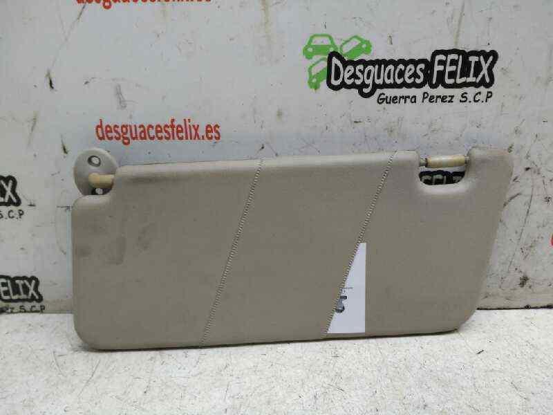 PARASOL IZQUIERDO MG ROVER SERIE 200 (RF) 214 Si (5-ptas.)  1.4 16V CAT (103 CV) |   05.96 - 12.99_img_0