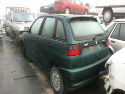 seat ibiza (6k) básico  1.9 diesel cat (1y) (64 cv) 1996-1997 1Y VSSZZZ6KZXR