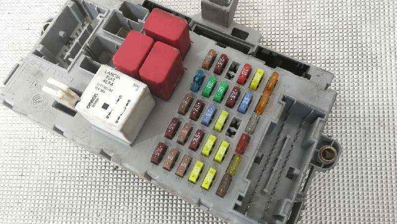 CAJA RELES / FUSIBLES FIAT BRAVO (198) 1.6 16V Active Multijet (77kW)   (105 CV) |   02.08 - 12.15_img_0