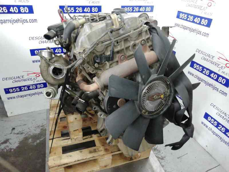 MOTOR COMPLETO SSANGYONG REXTON RX 270 Full  2.7 Turbodiesel CAT (163 CV)     08.03 - 12.06_img_1