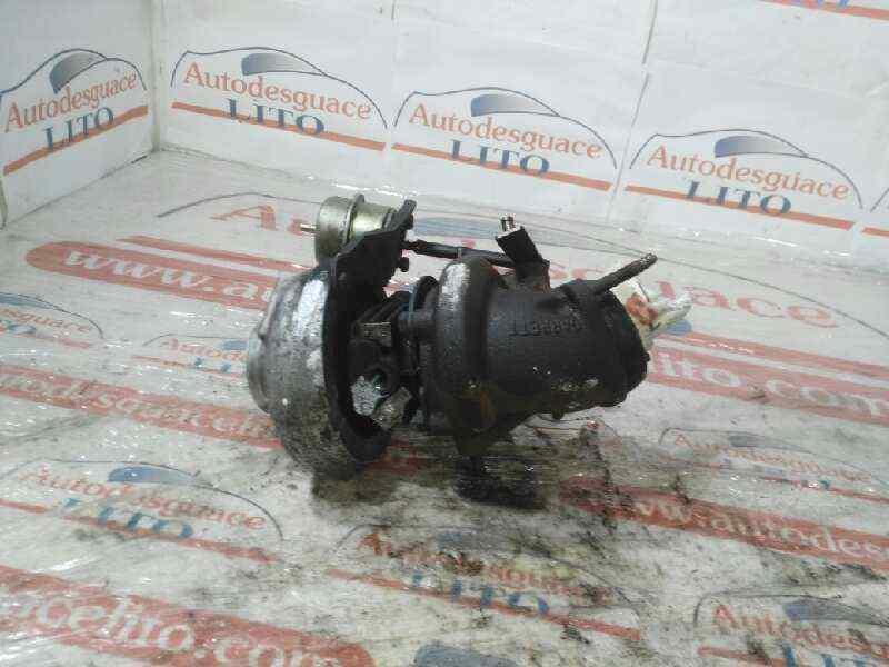 TURBOCOMPRESOR MERCEDES CLASE E (W210) FAMILIAR 290 T Turbodiesel (210.217)  2.9 Turbodiesel CAT (129 CV) |   01.96 - 12.98_img_1