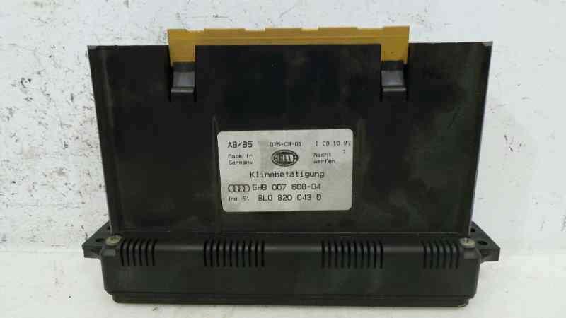 MANDO CLIMATIZADOR AUDI A3 (8L) 1.9 TDI Ambiente   (110 CV) |   12.96 - 12.02_img_0