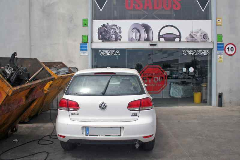 VOLKSWAGEN GOLF VI (5K1) Rabbit BlueMotion  1.6 TDI DPF (105 CV) |   02.12 - 12.12_img_0