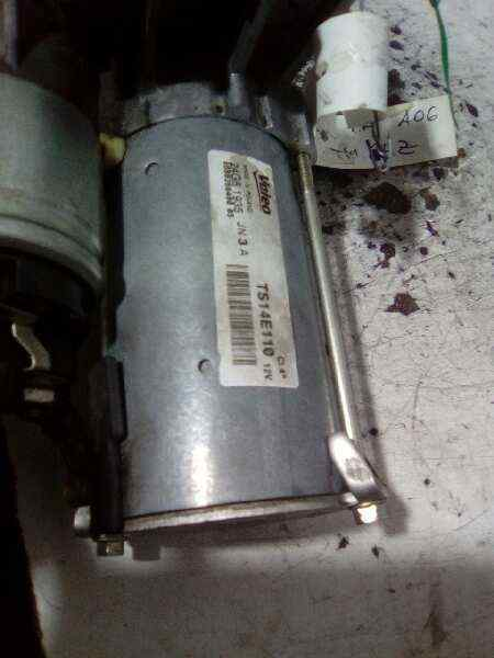 MOTOR ARRANQUE PEUGEOT 206 BERLINA XS-Line  1.4 HDi (68 CV) |   09.01 - ..._img_2