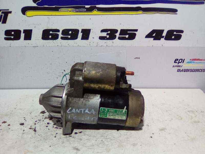 MOTOR ARRANQUE HYUNDAI LANTRA BERLINA (RD) 1.6 GL   (90 CV) |   09.95 - ..._img_4
