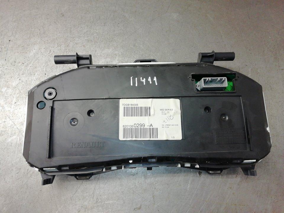 CUADRO INSTRUMENTOS RENAULT CLIO III Dynamique  1.5 dCi Diesel FAP (88 CV) |   04.11 - 12.13_img_1