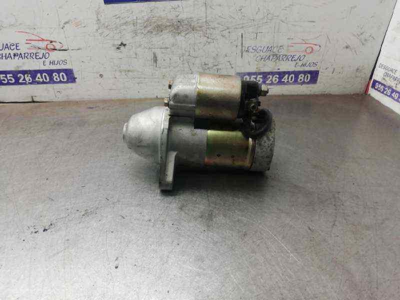 MOTOR ARRANQUE OPEL COMBO (CORSA C) Cargo  1.7 16V DTI CAT (Y 17 DT / LR6) (75 CV) |   07.01 - 12.04_img_0