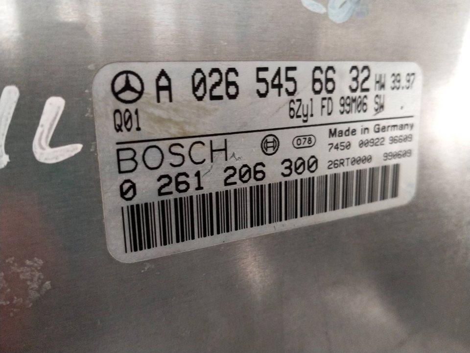 CENTRALITA MOTOR UCE MERCEDES CLASE M (W163) 320 (163.154)  3.2 V6 18V CAT (218 CV) |   09.97 - 12.02_img_1