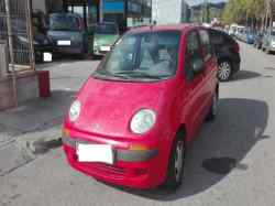DAEWOO MATIZ 0.8 CAT