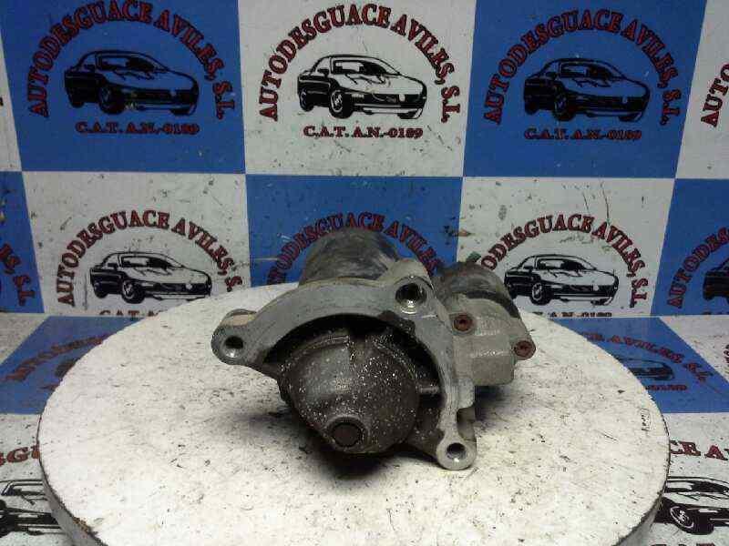 MOTOR ARRANQUE PEUGEOT 306 BERLINA 3/4/5 PUERTAS (S2) Boulebard  1.9 Diesel (69 CV) |   12.97 - 12.03_img_0