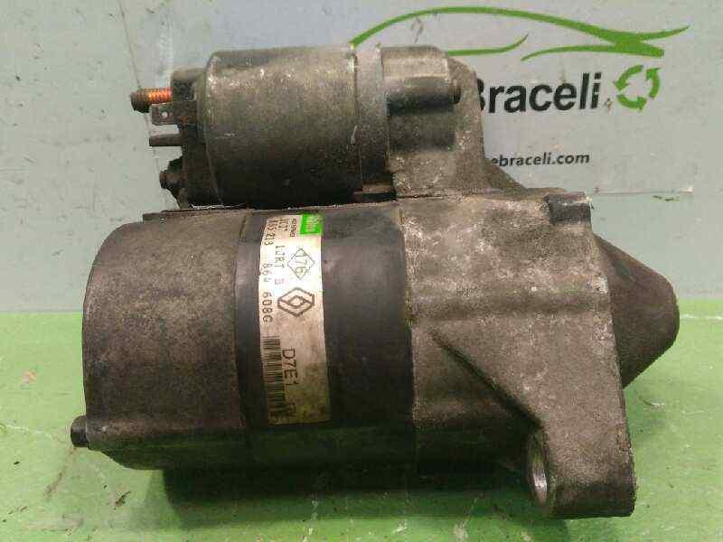 MOTOR ARRANQUE RENAULT TWINGO (CO6) 1.2 (C066/67/68)   (58 CV) |   12.96 - 12.99_img_1