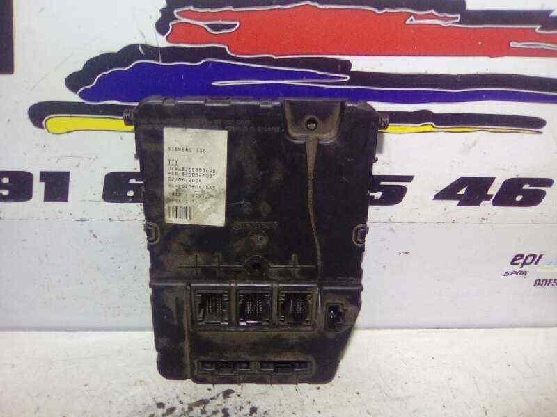 CAJA RELES / FUSIBLES RENAULT MEGANE II BERLINA 3P Emotion  1.5 dCi Diesel (82 CV) |   07.04 - 12.05_img_2
