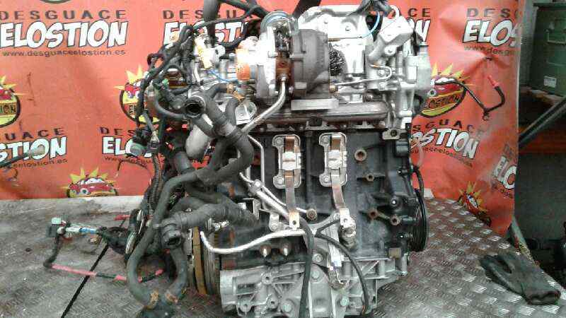 MOTOR COMPLETO RENAULT LAGUNA III Initiale  2.0 dCi Diesel FAP (150 CV) |   09.07 - 12.10_img_3