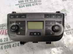 mando calefaccion /  aire acondicionado fiat grande punto (199) 1.3 16v multijet dynamic (66kw) (01.2007->)   (90 cv) 2007-2012 735419793