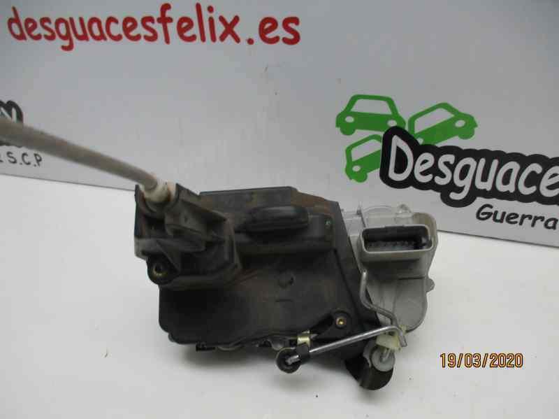 CERRADURA PUERTA DELANTERA IZQUIERDA  PEUGEOT 307 BERLINA (S2) D-Sign  1.4 16V CAT (KFU / ET3J4) (88 CV) |   10.06 - 12.08_img_2