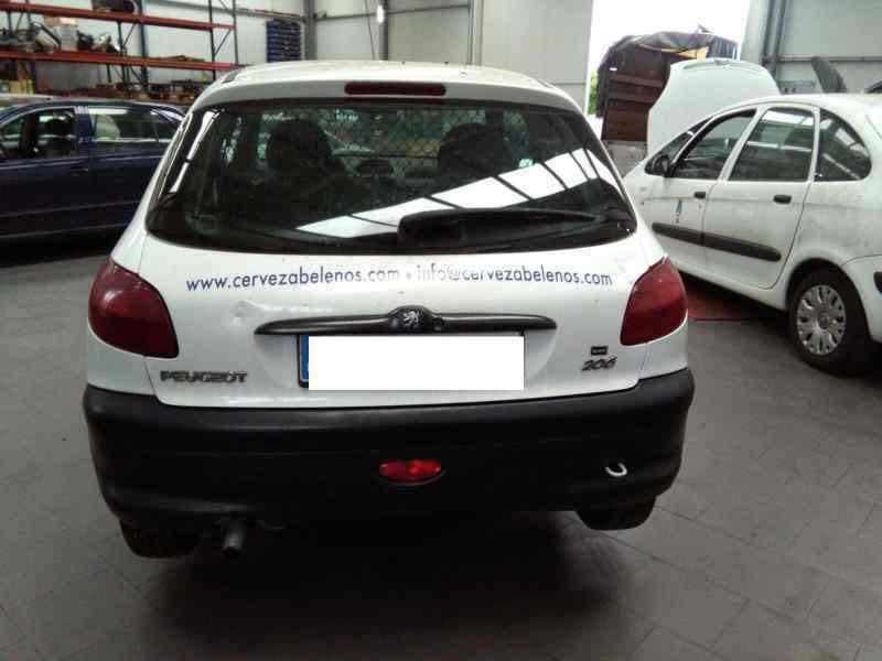 PEUGEOT 206 BERLINA XN  1.9 Diesel (69 CV) |   09.98 - 12.02_img_3