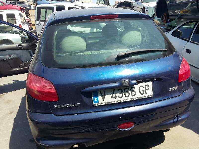 PEUGEOT 206 BERLINA XT  1.9 Diesel (69 CV)     12.98 - 12.02_img_5