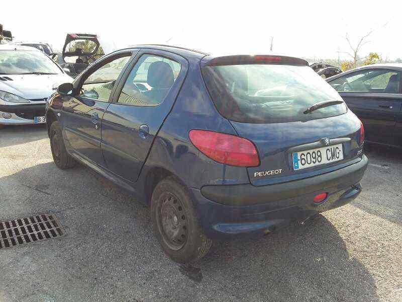 PEUGEOT 206 BERLINA 1.9 Diesel   (69 CV) |   0.98 - ..._img_1